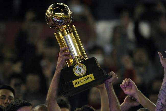 Nike, la marca más ganadora de la Recopa Sudamericana