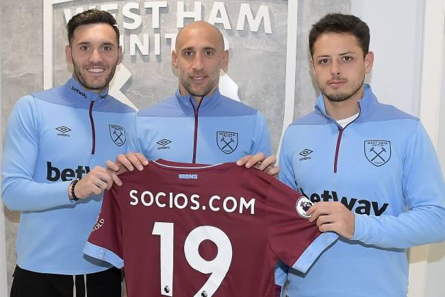 Socios.com suma a West Ham United