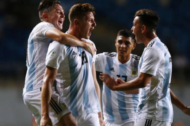 Dos argentinos entre los más valiosos del Mundial sub 20