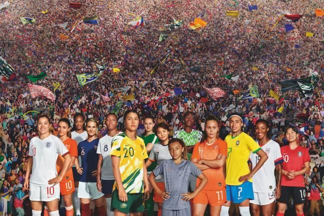 """Nike presenta """"Dream Further"""", de cara a la Copa del Mundo de Francia"""