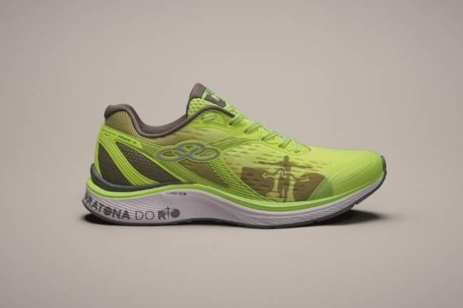 Olympikus lanza una zapatilla especial para la Maratón Rio 2019