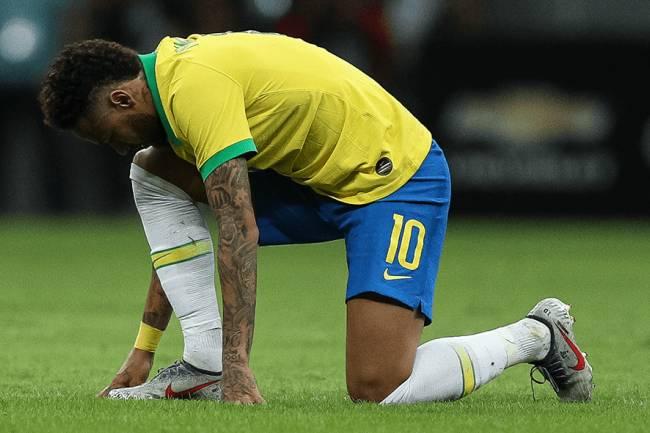 Neymar pierde valor de mercado
