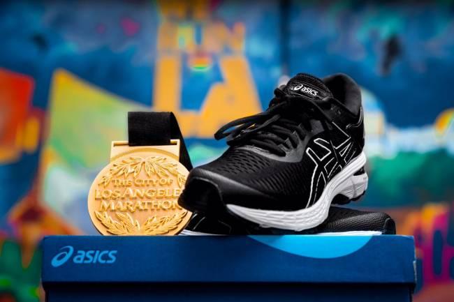 Asics se convierte en nuevo sponsor de la Maratón de Los Ángeles