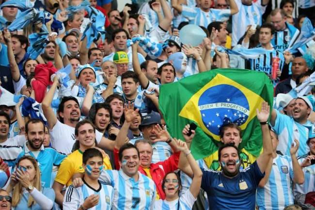 Los argentinos serán los hinchas que más viajen a la Copa América