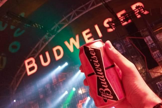 Philips se asocia a Budweiser durante la Copa América