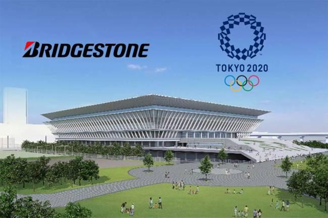 Bridgestone será la encargada de la protección antisísmica de Tokio 2020