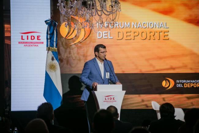 LIDE Argentina organizó el IV Fórum Nacional del Deporte
