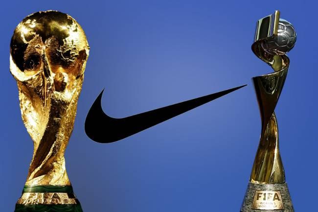 Nike se queda con el Mundial masculino y femenino