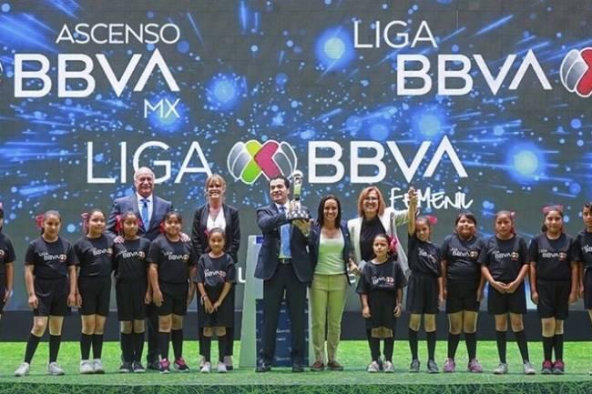 BBVA expandió su patrocinio en la Liga MX