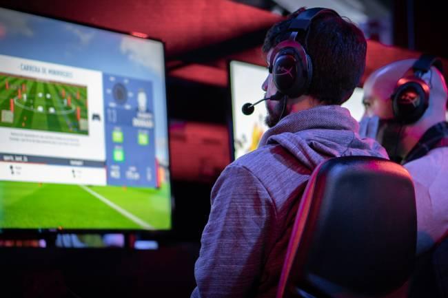 Esports Land, la nueva atracción gamer del Parque de la Costa