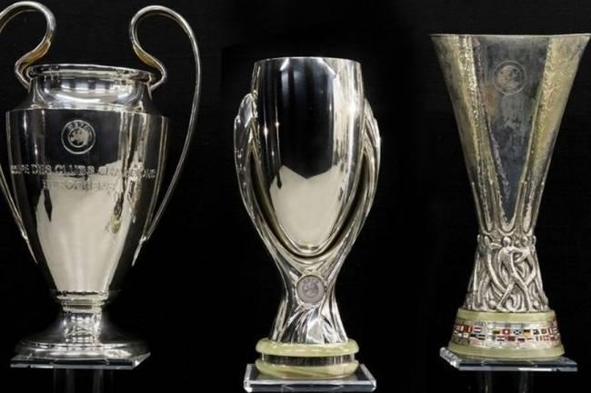 UEFA prepara una Champions League, Europa League y Supercopa con récord de entrega de premios