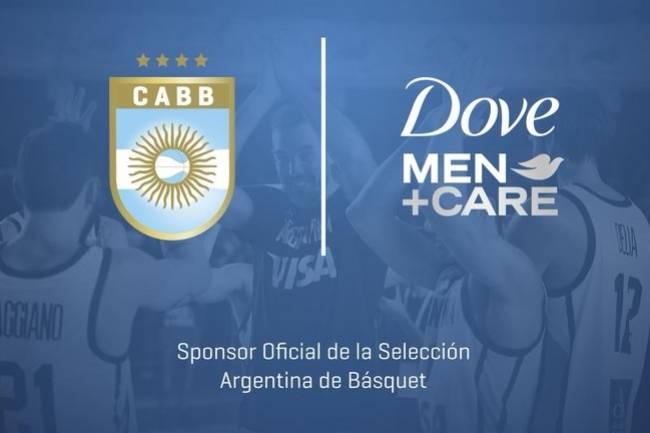 Dove Men + Care llega al básquet argentino