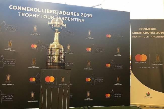 Mastercard palpitó el inició de los octavos de final de la CONMEBOL Copa Libertadores