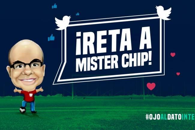 """""""#OjoAlDatoInterbank"""", la campaña de Interbank con Mister Chip premiada en Perú"""
