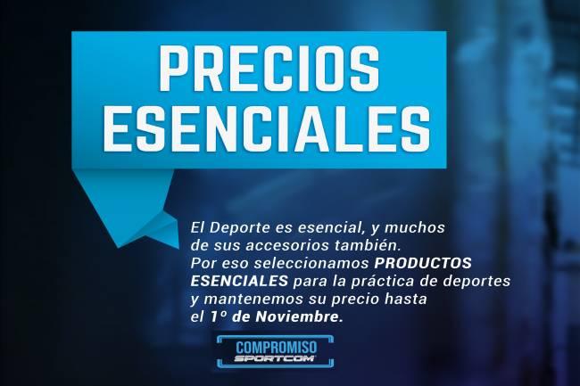 Sportcom presenta Precios Esenciales