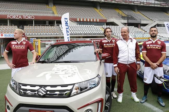 Suzuki y Torino lanzarán autos de edición limitada