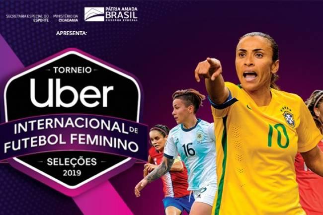 Uber apuesta por el fútbol femenino