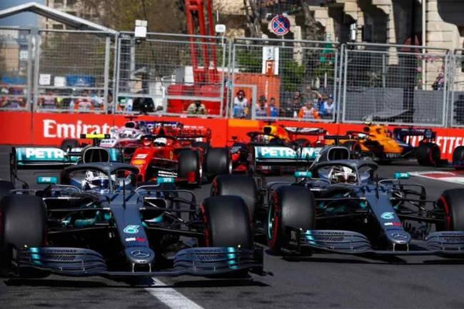 La Fórmula 1 creará su propio sitio de apuestas