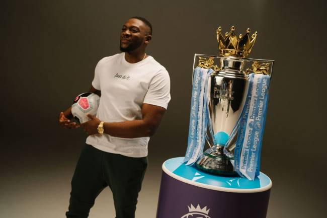 La Premier League celebra sus 27 temporadas con un rap