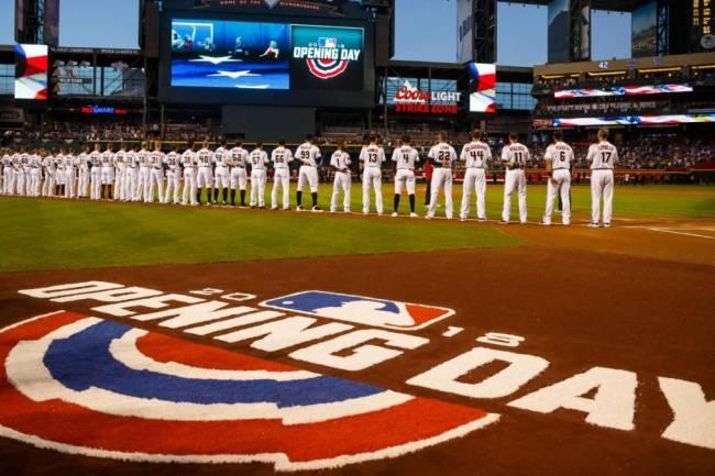 La MLB lidera el ránking deportivo por ventas de licencias