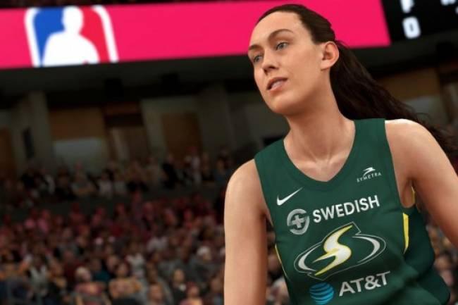 La WNBA estará disponible en NBA 2k20