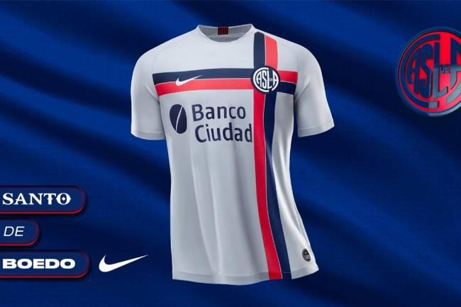 Nike presentó la tercera indumentaria de San Lorenzo