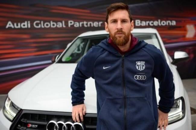Tras no renovar el patrocinio, los jugadores de Barcelona deberán devolver sus Audi