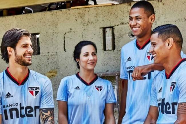 "San Pablo FC homenajea la ""Raza Uruguaya"""