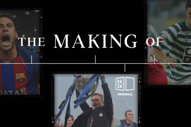 Dazn lanza una serie con Ronaldo, Neymar Jr. y Mourinho