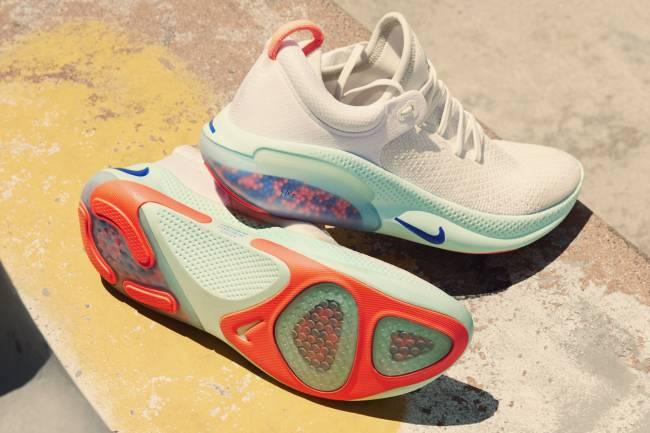 Nike presenta su nuevo calzado de running