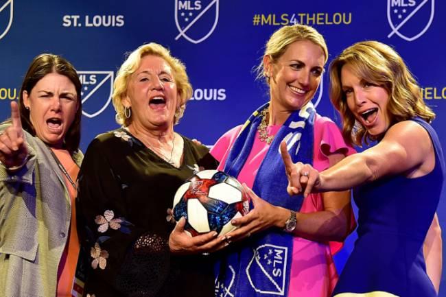 La MLS anunció la inclusión de la primera franquicia liderada por mujeres