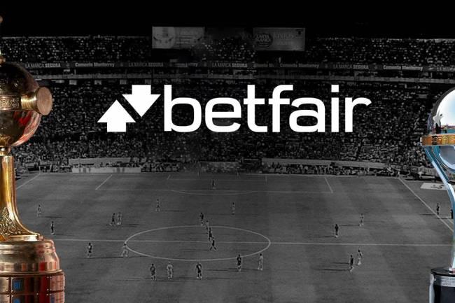 Betfair se convierte en nuevo patrocinador de Conmebol