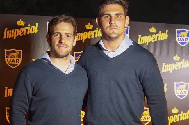 Cerveza Imperial presentó su campaña mundialista junto a Los Pumas