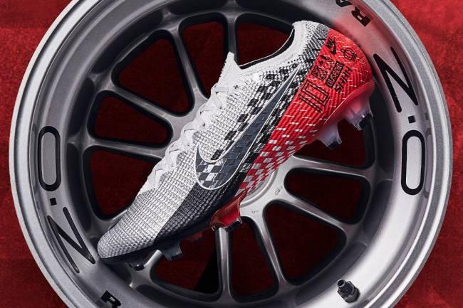Nike presenta el modelo exclusivo Mercurial Vapor 360 de Neymar Jr.