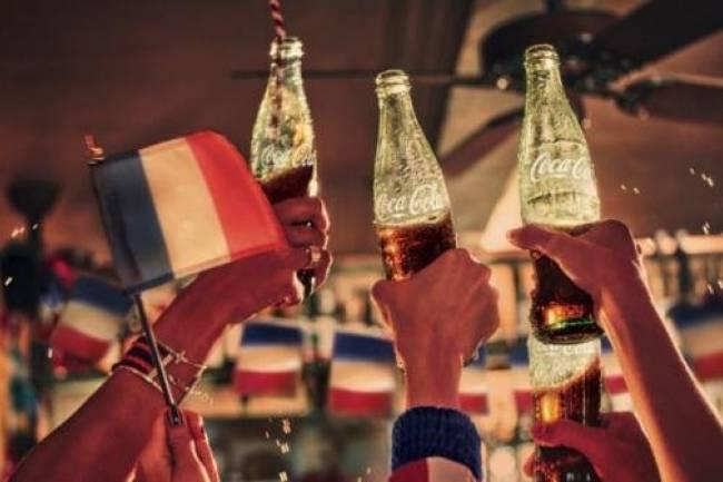 Coca-Cola patrocinará la UEFA Euro 2020