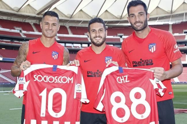 Socios.com llega a Atlético de Madrid