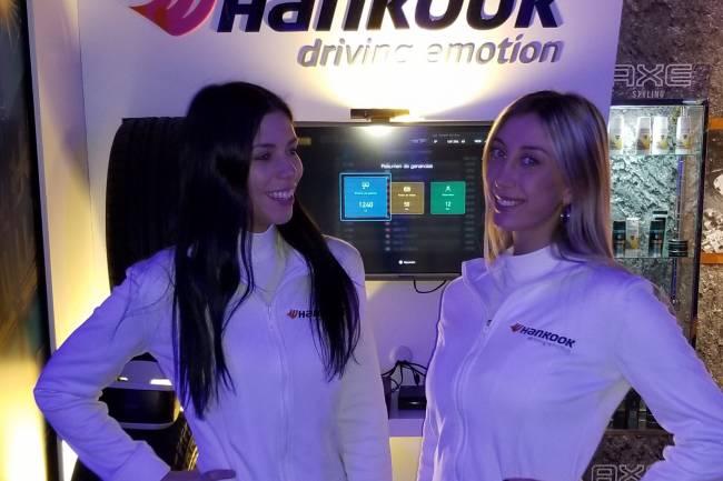 Hankook renovó su vínculo con Boca Juniors
