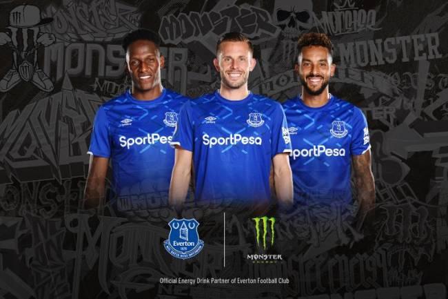 Monster Energy da su primer paso en el patrocinio del fútbol