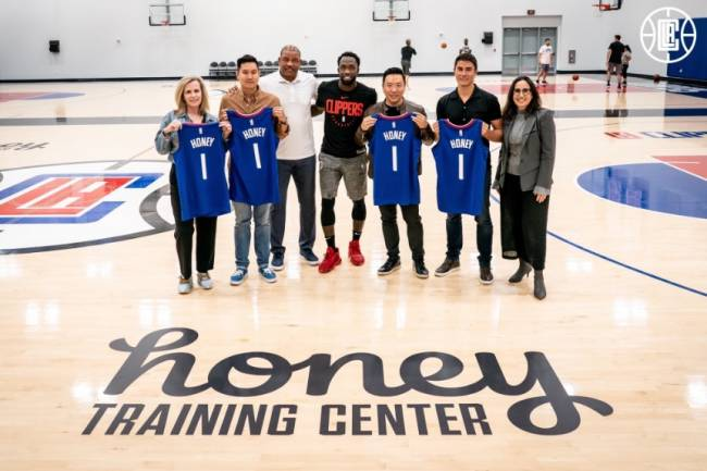 Los Angeles Clippers vende el nombre del centro de entrenamiento