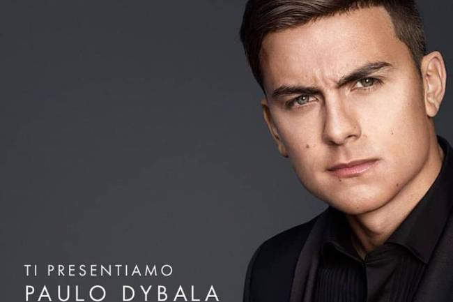 Paulo Dybala se convierte en embajador de Daniel Wellington