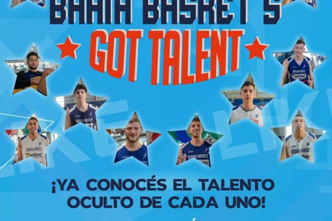 """Weber Bahía Basket presenta su nueva campaña """"Got Talent"""""""