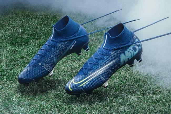 Ronaldo, Mbappé y Sam Kerr lucirán la nuevalínea de botines Nike
