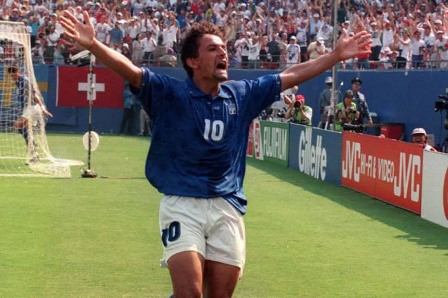 Netflix realizará un documental sobre la vida de Roberto Baggio