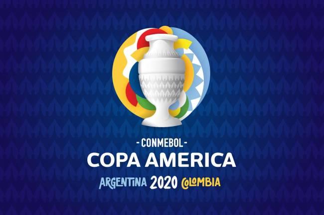 Argentina y Colombia presentaron el logo oficial de la CONMEBOL Copa América 2020