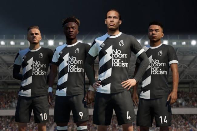 FIFA 20 se suma a la campaña contra el racismo