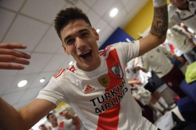 Adidas y Turkish Airlines se unieron a los festejos de River Plate