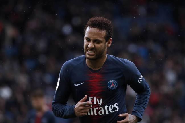 Neymar, un jugador poco rentable para PSG