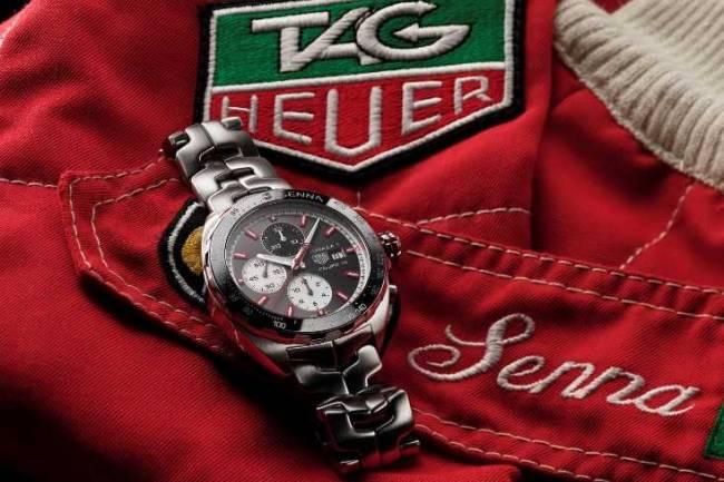 TAG Heuer lanza dos modelos en homenaje a Ayrton Senna