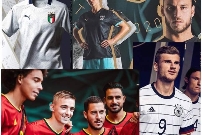 Adidas y Puma palpitan la Eurocopa 2020