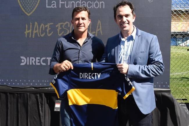 "DirecTV suma a Boca Juniors a su programa educativo ""Escuela+"""